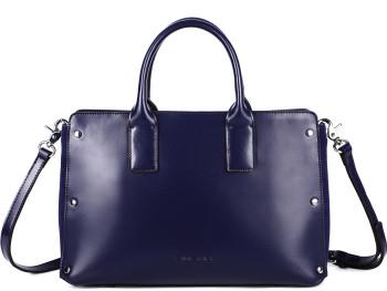2831  Trendy Camoscio Blu Marino